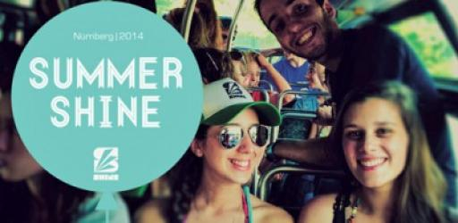 Get ready for SummerSHINE14!