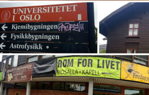 Oslo Project, advertisements