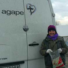 Agape Greece Helping Refugees