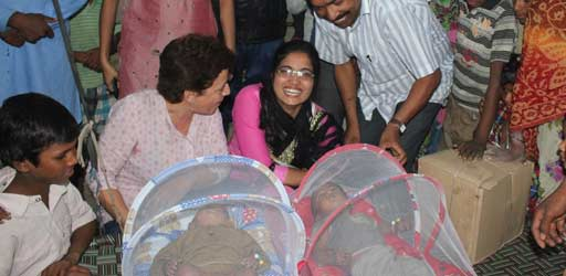 Heart4India Babycots