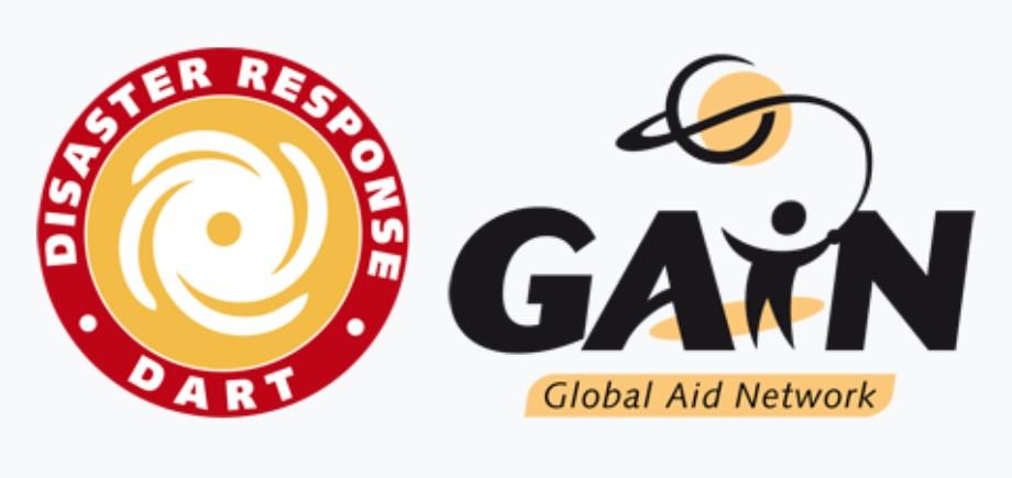 GAIN - DART logos
